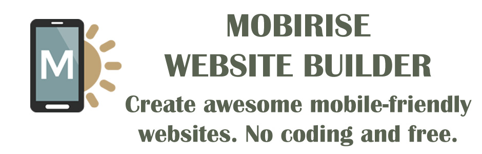 Mobrise Website builder