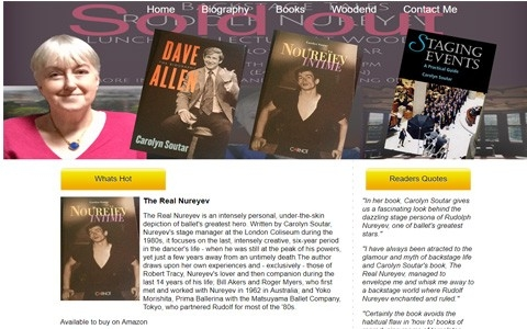 Carolyn Soutar by Southport Web Design
