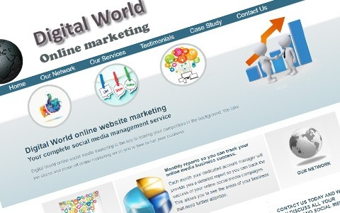 Digital World by Southport Web Design